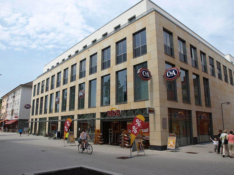 Einkaufszentrum Bruchsal